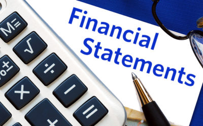Can an Owner of a Real Estate Co. Provide the Required Financial Statement On Behalf of the Broker?