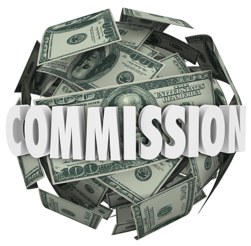 Can I be paid my commission from my previous broker after I move to a new broker?